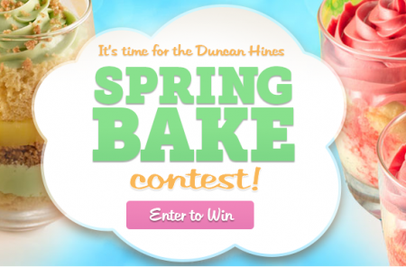 duncan hines contest