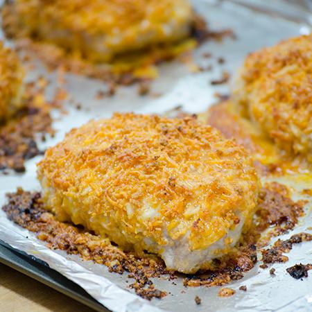 Kraft Fresh Take Porkchop Cooked