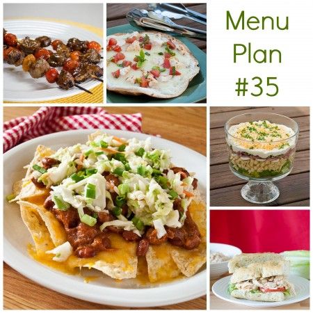 rmk menu plan week 35 with free printable shopping list