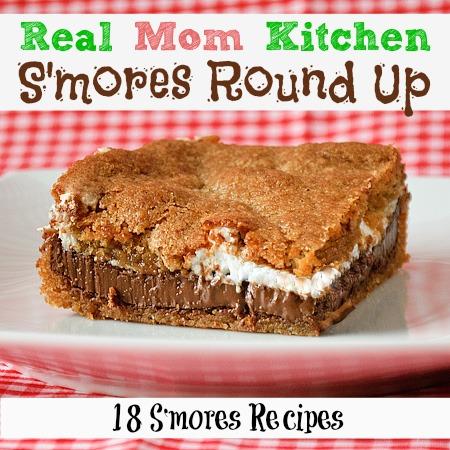 18 smores recipes | realmomkitchen.com