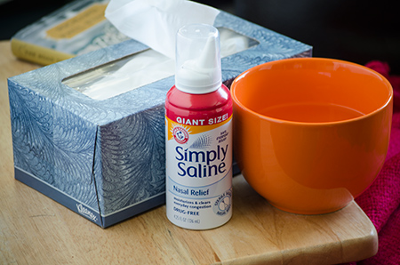Simply Saline - Arm and Hammer