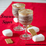 Smores Sipper | realmomkitchen.com