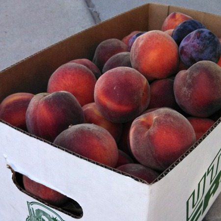 peaches | realmomkitchen.com