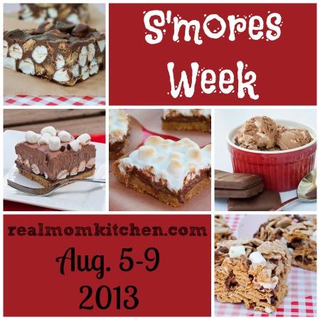 smores week 2013