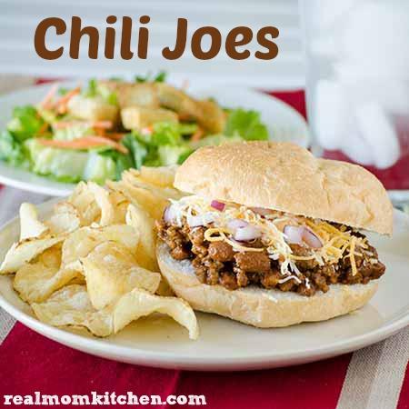 Chili Joes | realmomkitchen.com