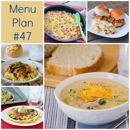 Menu Plan Monday – Week 47
