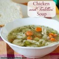 Chicken and Tortellini Soup | realmomkitchen.com