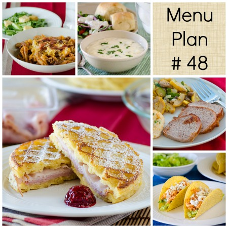 rmk menu plan 48