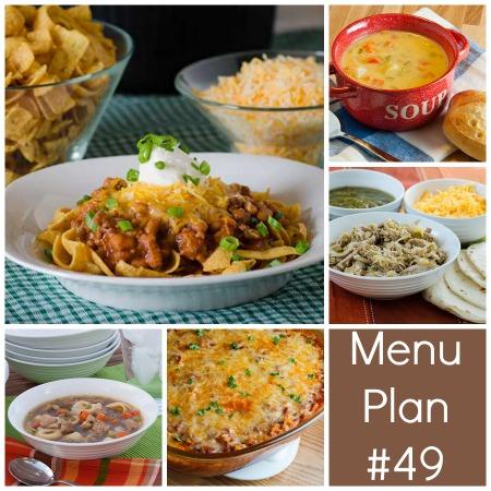 Menu Plan Monday – Week 49