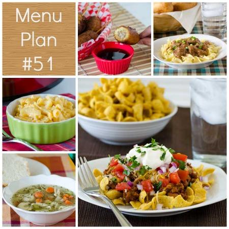 rmk menu plan 51
