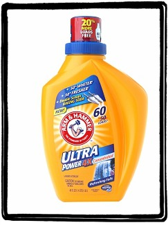 Arm & Hammer Baking Soda and Ultra Power  | realmomkitchen.com