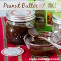 Peanut Butter Hot Fudge | realmomkitchen.com