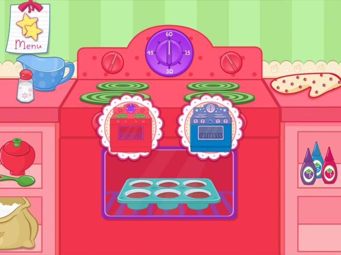 strawberry oven