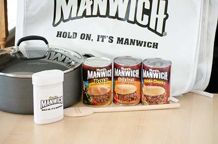 Manwich Giveaway
