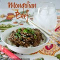 Mongolian Beef | realmomkitchen.com