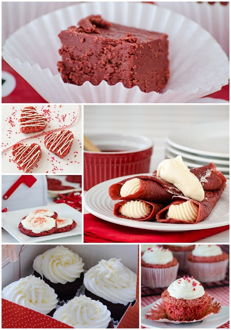 Red Velvet Desserts | realmomkitchen.com