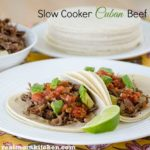 Slow Cooker Cuban Beef   realmomkitchen.com