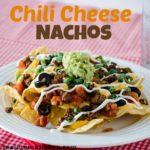 Chili Cheese Nachos | realmomkitchen.com