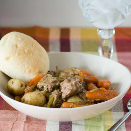 Crock Pot Cuisine - Beef Finished 450