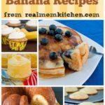 banana collage