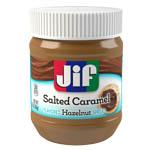 jif salted caramel hazelnut