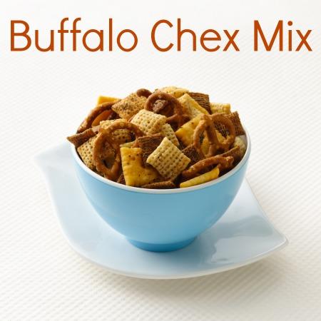 Buffalo Chex Mix