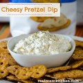 Cheesy Pretzel Dip | realmomkitchen.com