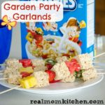 Garden Party Garlands | realmomkitchen.com