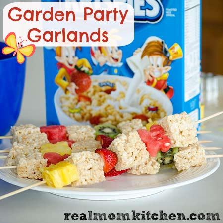 Garden Party Garlands   realmomkitchen.com