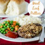 Meat Loaf Patties | realmomkitchen.com