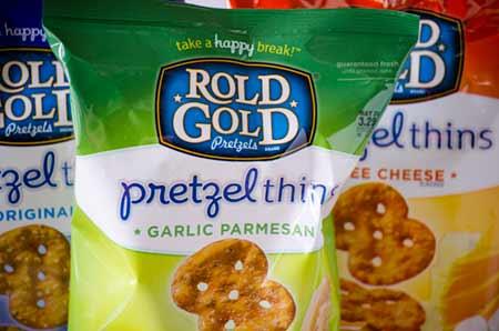 Rold Gold Pretzel Garlic Parmesan