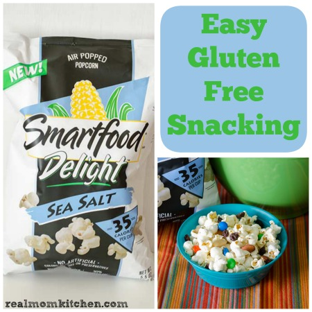Smartfood Delight Gluten Free Snacking #SmartfoodDelight