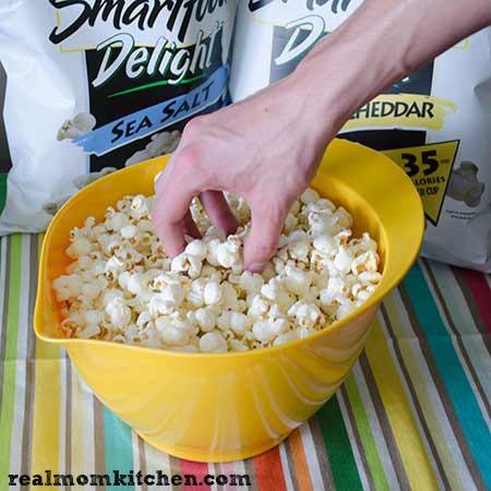 Smartfood Delight Popcorn #SmartfoodDelight