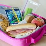 Capri Sun with mini sub sandwich #caprisunmoms