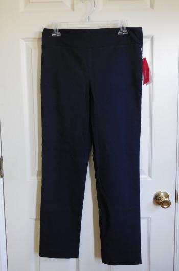 13 blue pants