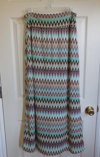 13 maxi skirt