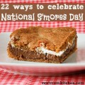 2014 S'mores Day