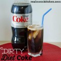Dirty Diet Coke | realmomkitchen.com