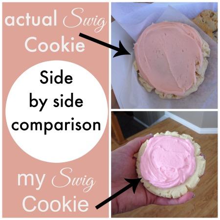 Swig Sugar Cookie | realmomkitchen.com