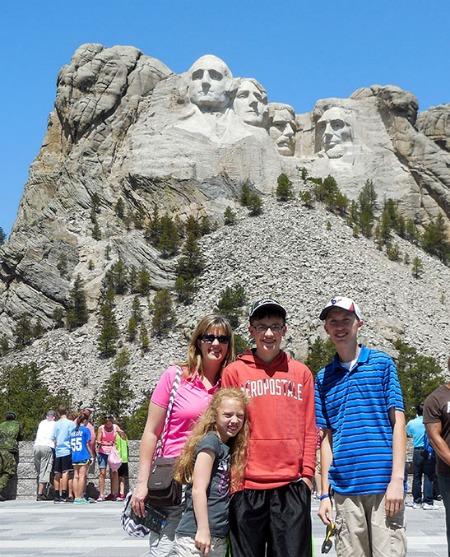 Family Mt Rushmore | realmomkitchen.com