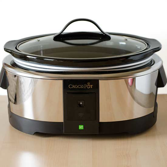 WeMoTM Crock-Pot® Smart Slow Cooker #crockpot #wemoments