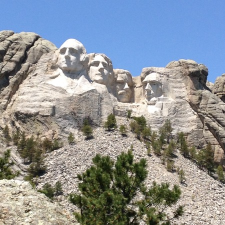 Mount Rushmore | realmomkitchen.com
