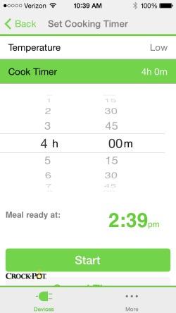 wemo app timer