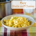 Easy Shells and Cheese | realmomkitchen.com