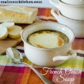 French Onion Soup | realmomkitchen.com