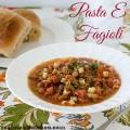 Pasta E Fagioli | realmomkitchen.com