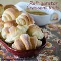Refrigerator Crescent Rolls | realmomkitchen.com