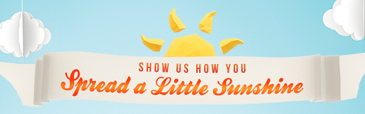 Smucker's #spreadalittlesunshine