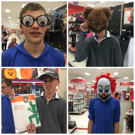 Target halloween 2