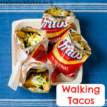 Walking Tacos | realmomkitchen.com